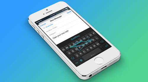 Third Party Keyboard App For iOS 8 (iPhone, iPod, iPad)