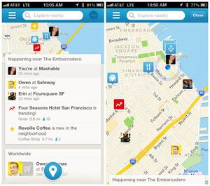 Best travel apps foursquare