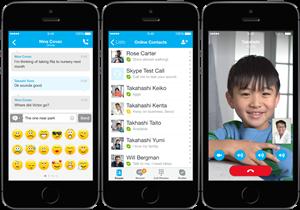 skype for iOS- The best iOS ViOP