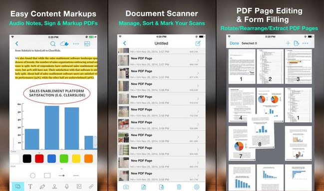PDF Reader iPhone Edition (Free)