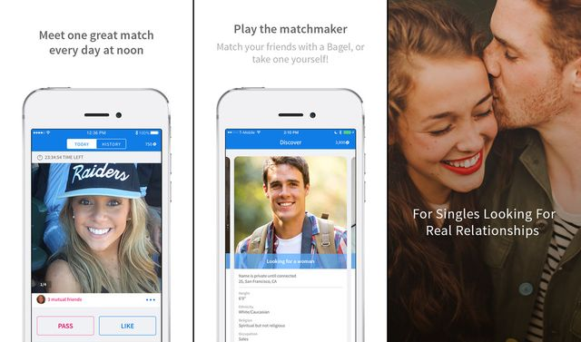 Coffee Meets Bagel Dating Apps for iPhone