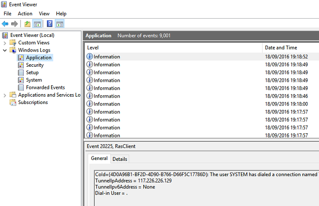 auto connect internet dialup pppoe broadband automatically when disconnected in Windows 7 8 10
