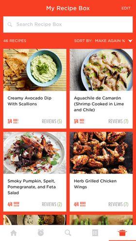 Epicurious Recipes & Food Videos