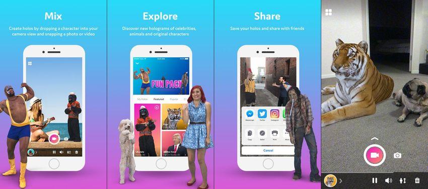 Holo AR App
