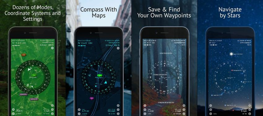 Spyglass AR App
